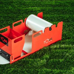 Машинка для нанесения клея на газон