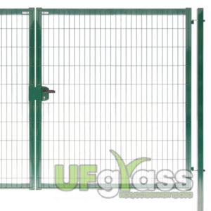 Ворота Распашные 1,5х5,0 м